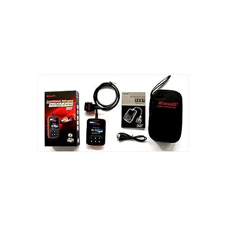 Icarsoft - Máquina diagnosis Citroen y Peugeot ICARSOFT i970 - 1273: Amazon.es: Coche y moto
