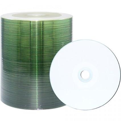 Amazon.com: TAIYO YUDEN CD-R 80 52 x – CD-RW Virgin (CD-R ...
