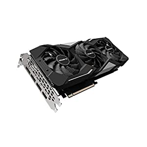 GIGABYTE Radeon RX 5600 XT Gaming OC 6G Graphics Card, PCIe 4.0, 6GB 192-Bit GDDR6, GV-R56XTGAMING OC-6GD Video Card