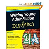 img - for Writing Young Adult Fiction For Dummies (For Dummies (Language & Literature book / textbook / text book