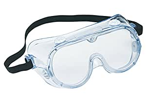 3m 91252 80024 chemical splash impact goggle 1 pack safety