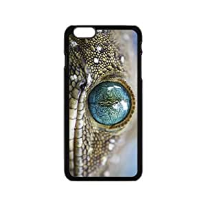 Lizard's Magic Eyes Hight Quality Plastic Case For Iphone 6 4.7Inch Cover
