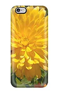 Iphone High Quality Tpu Case/ Yellow Flowers QjBXHCq1495aDvNd Case Cover For iphone 4s