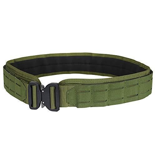 Condor Outdoor LCS Cobra Tactical Belt 121175 (OD Green, Small/Medium: 34.5