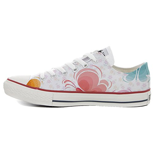 Star Personalizados Artesano All Slim Customized Butterfly Producto Zapatos TG44 Converse wBxP1q7f7