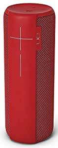 UE MEGABOOM Lava Red Wireless Mobile Bluetooth Speaker Waterproof and Shockproof (Certified Refurbished)