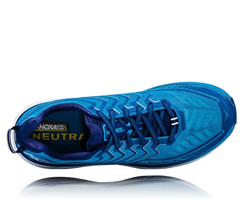 Zapatillas Para Correr Hoka One One Hombres M Clifton 4 Diva / Blue / True / Blue (12.5 D (m) Us)