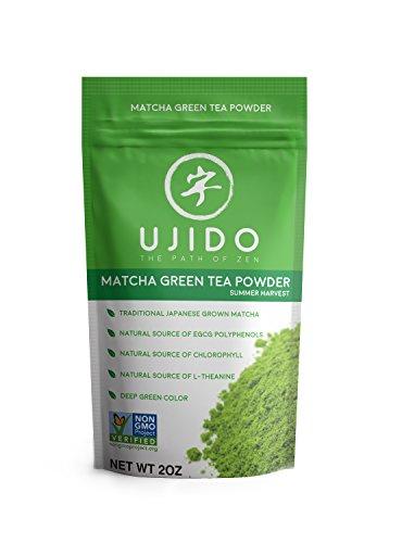 Ujido Japanese Matcha Summer Harvest product image