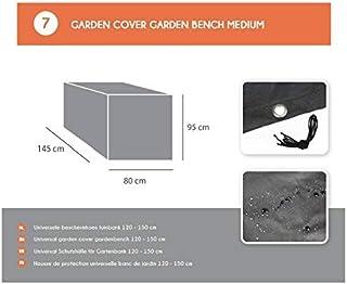 Abdeckplane//Schutzhülle für 2-3-Sitzer-Gartenbank Bentley Garden
