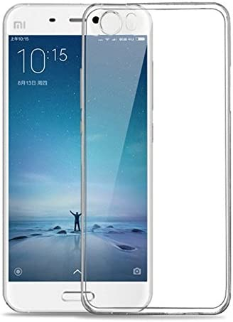 LONVIPI® XIAOMI MI 5 Funda Transparente Silicona TPU Funda Cover Case Carcasa Pulgadas Android Smartphone: Amazon.es: Electrónica
