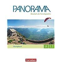 Panorama - Deutsch als Fremdsprache - A1: Teilband 1: Übungsbuch DaF mit PagePlayerApp