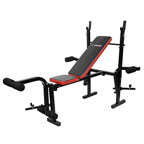 Confidence Fitness Home Gym Multi Use Weight Lifting Bench with Butterfly Attachment V2 by Confidence
