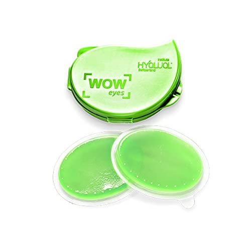 e589dc4e184 Institute Hyalual WOW Eyes (Re-Usable) Eye Gel Pads Soothing and Cooling  Salon