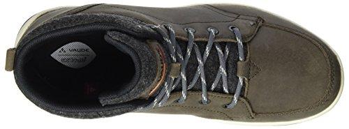 VAUDE Mens Ubn Kiruna Mid Cpx, Scarpe da Arrampicata Alta Uomo Marrone (Deer Brown 895)