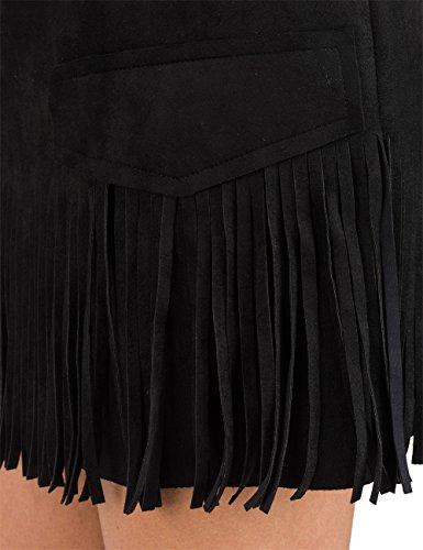 Replay Femme 98 Noir Black Jupe Wffn0UqY7