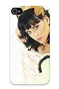 Defender Case For Iphone 4/4s, Katy Smiling Pattern, Nice Case For Lover's Gift