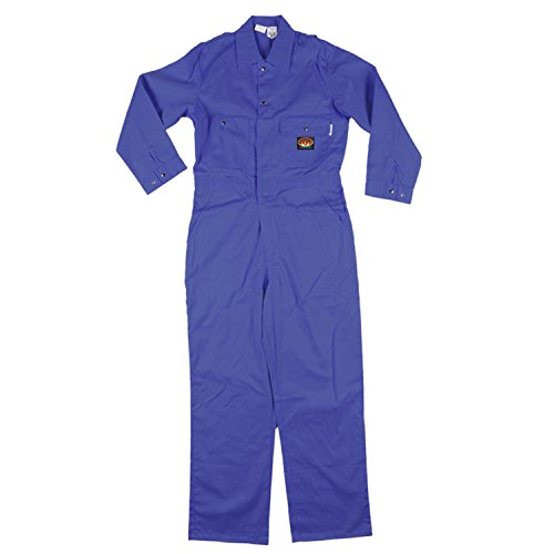 Industrial 100% Cotton Coverall - 8