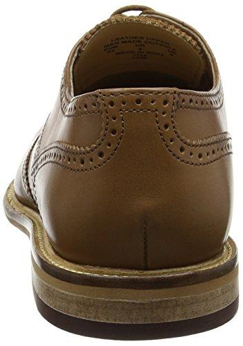KG by Kurt Geiger Hatley NP, Zapatos Derby para Hombre Beige (tan)