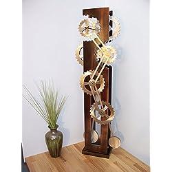 Gilmore Designs - Working Art - Clock in Motion Floor Clock, MC7106