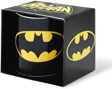 DC Comics – Taza regalo, Batman – – Logo – Se envía en una caja de regalo: Amazon.es: Hogar