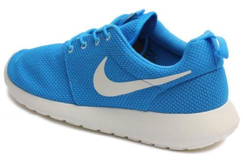 Nike Rosherun Mens Running Shoes Blue Hero Sail 411 7KAt7