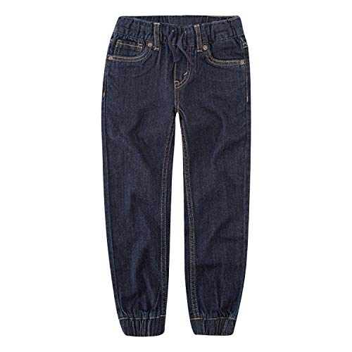 - Levi's Boys' Little Lightweight Jogger Pants, Rinse, 5