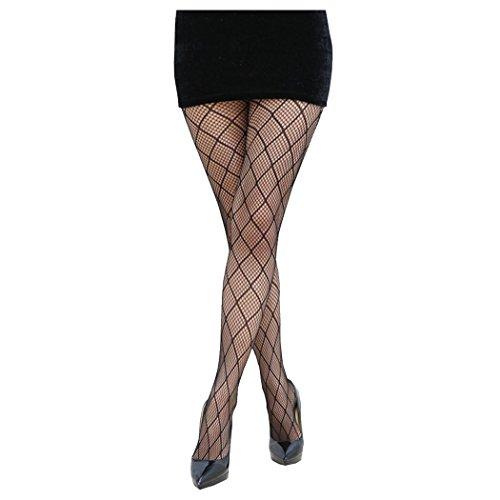 Femmes Chaussettes Résille, Inkach Mode Filles Bodystockings Motif Collants Collants Bas Chaussette Fish-net