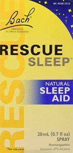 Rescue Sleep Spray - Rescue Sleep, 20 ml, Bach Flower Essences