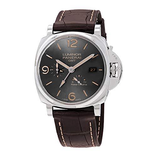 (Panerai Luminor Due GMT Anthracite Dial Automtic Men's Watch PAM00944)