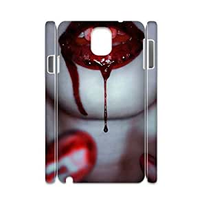 Sexy Lips DIY 3D Cell Phone Case for Samsung Galaxy Note 3 N9000 LMc-01373 at LaiMc
