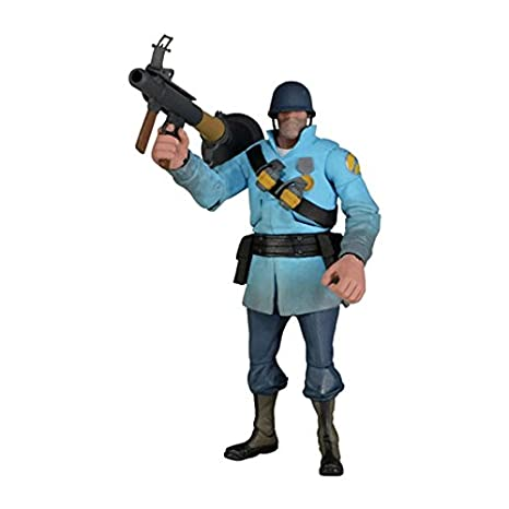 Team Fortress 2 - NECA Team Fortress 2 The Soldier
