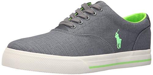 Polo Ralph Lauren Mens Vaughn Ripstop Fashion Sneaker