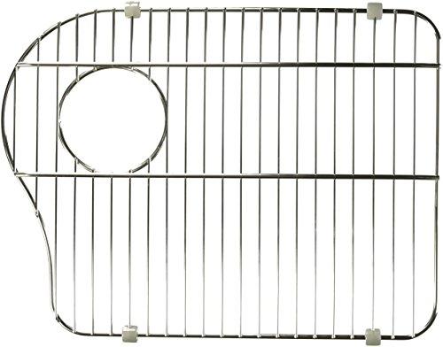 Kohler Bowl (Kohler 5133-ST Hartland Stainless Steel Sink Rack for Left-Hand Bowl)