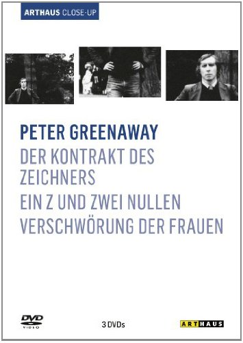 Peter Greenaway - Arthaus Close-Up [3 DVDs]