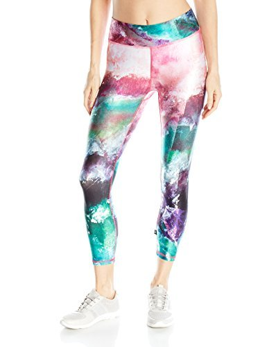 Terez Womens Tall Band Capri Legging