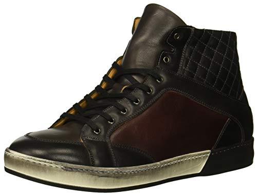 - Bacco Bucci Men's Crawford Sneaker, Black/Multi, 110 D US