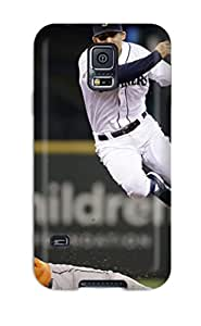 Melissa Fosco's Shop New Style seattle mariners MLB Sports & Colleges best Samsung Galaxy S5 cases