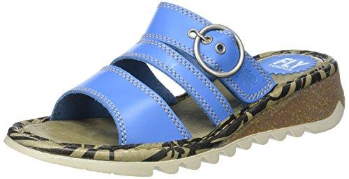 006 Blu Fly Blue Smurf Sandali Donna London Thea724fly awxwq0TR