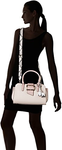 Guess 6856060, Borsa a Mano Donna Multicolore (Blush Multi)