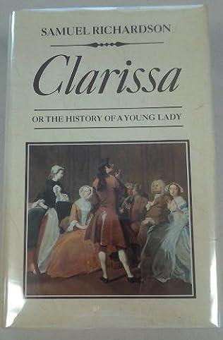 book cover of Clarissa