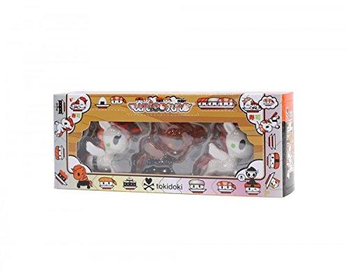 Tokidoki Sushicorno 3-Pack