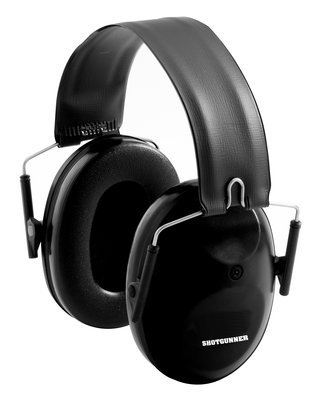 3M (97011-00000) Shotgunner(R) Earmuff 97011-00000 Black [You are purchasing the Min order quantity which is 1 Case]