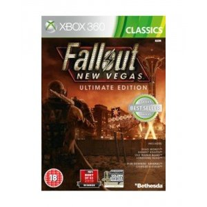 Fallout New Vegas Ultimate Classic Xbox