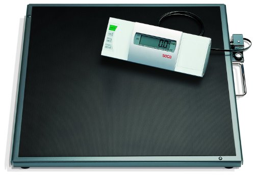 seca 634 Digital platform and bariatric scale with wireless transmission by Seca Scales