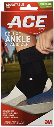 ACE Deluxe Ankle Stabilizer (Ace Ankle Support)