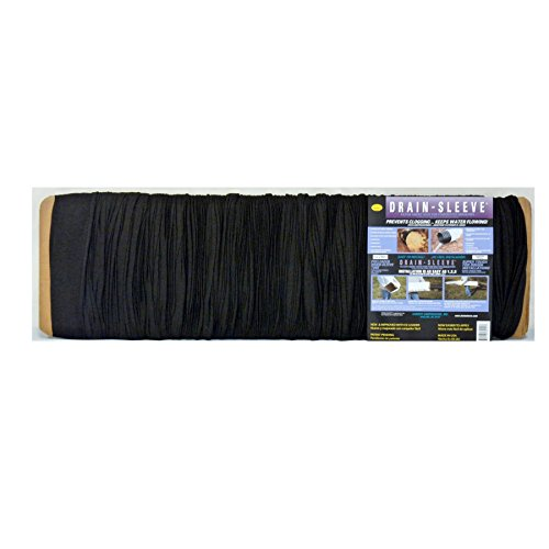 DRAIN-SLEEVE 100-ft 4-in Polyester Pipe Sock