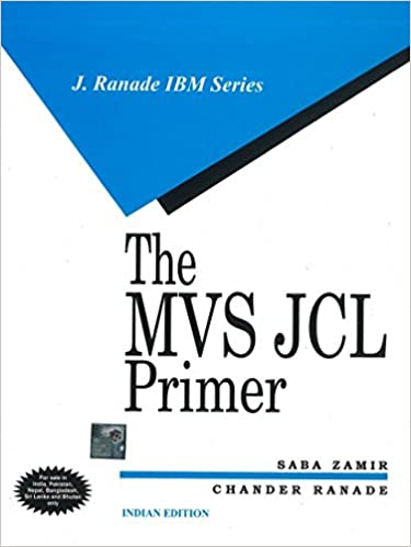 Buy The MVS JCL Primer Book Online at Low Prices in India | The MVS
