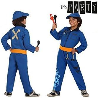 Disfraz para Niños Th3 Party 9198 Mecánico: Amazon.es: Juguetes y ...