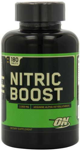 OPTIMUM NUTRITION Nitric Boost, 180 Tablets