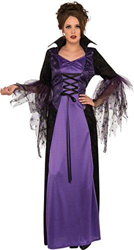 Family Vampire Costumes (Rubie's Costume Co. Women's Enchanting Vampire Costume, As Shown, Standard)